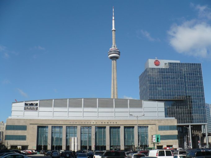 Scotiabank Arena (formerly Air Canada Centre)