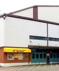 The Chilliwack Coliseum (former Prospera Centre)