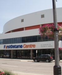 FirstOntario Centre (formerly Copps Coliseum)