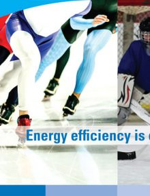 Skate your way into energy savings, start benchmarking your arena now!