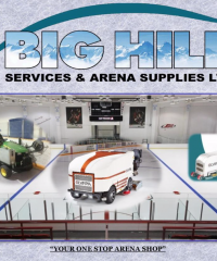 Big Hill Services & Arena Supplies