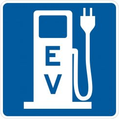 Offer electric vehicle charging stations
