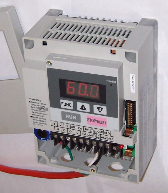 Install variable frequency drives