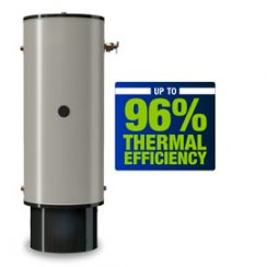 Raise efficiency of water heaters